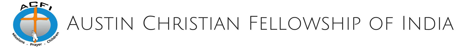 Austin Christian Fellowship Of India